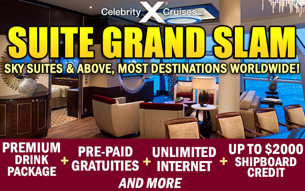 Gratuities on celebrity equinox itinerary