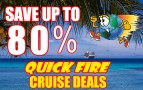 CruCon Cruise Quick Fire Cruise Deals